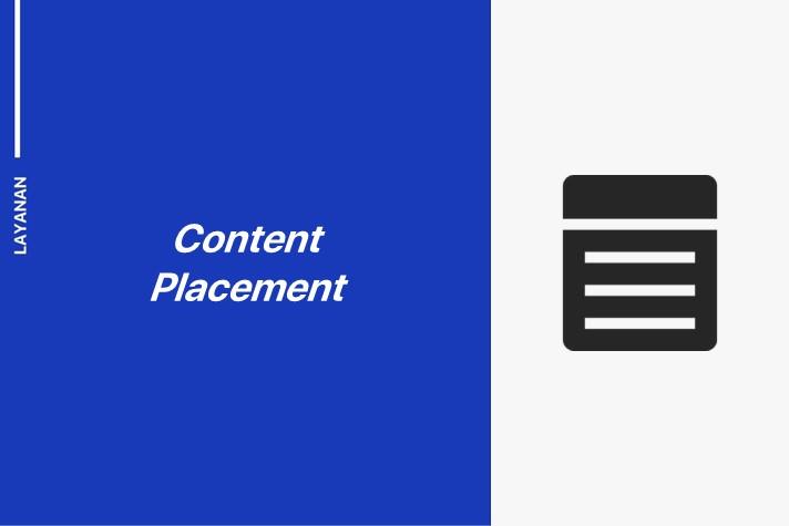Gambar Dari Solusi Layanan Content Placement Apa Itu Penempatan Konten Cara Kerja Dan Pentingnya