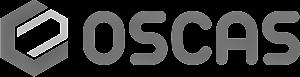 Logo Oscas Apparel Gray Light
