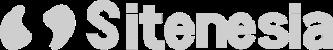 Logo Sitenesia Gray